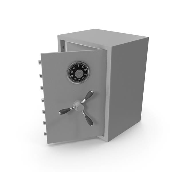 Analog Safe Open PNG & PSD Images