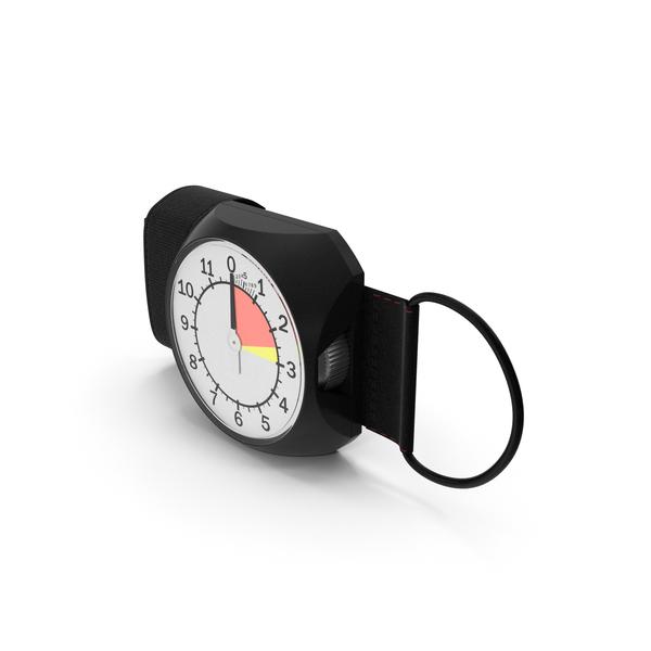 Barometer: Analog Skydiving Altimeter PNG & PSD Images