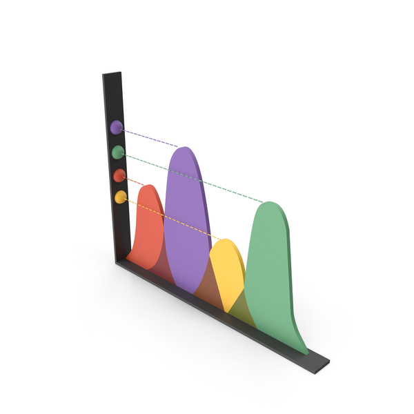 Analytical Graph PNG & PSD Images
