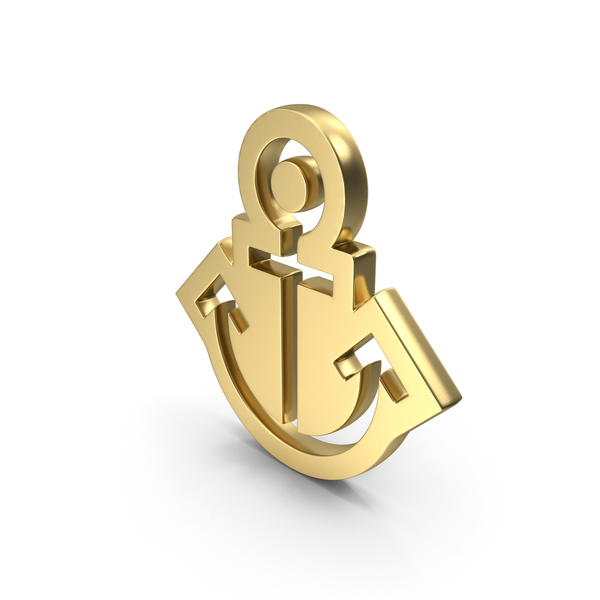 Anchor Logo Icon PNG & PSD Images
