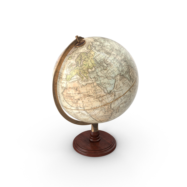 Ancient Globe Object