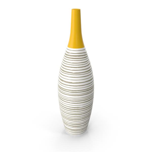Andean Multi Glaze Vase PNG & PSD Images
