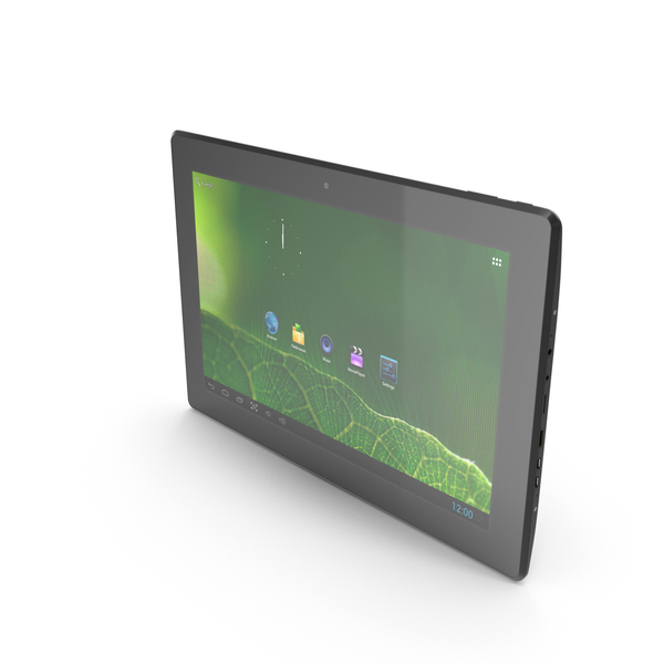 """Android giant PC Tablet 13"""" PNG & PSD Images"""
