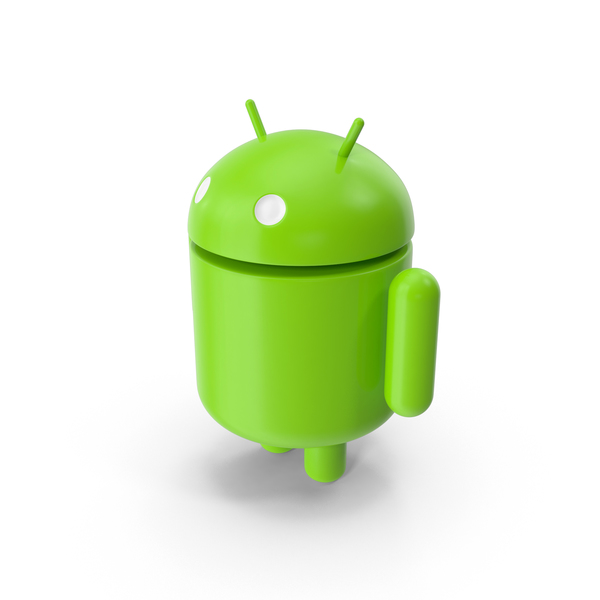 Mascot: Android Symbol PNG & PSD Images