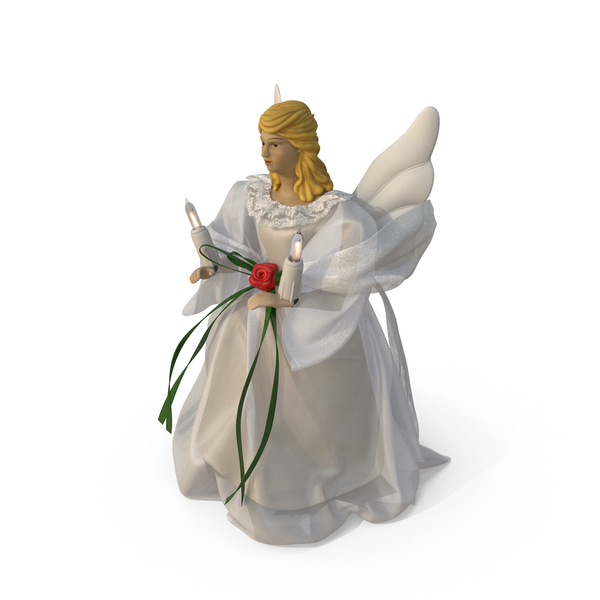 Angel Tree Topper Object