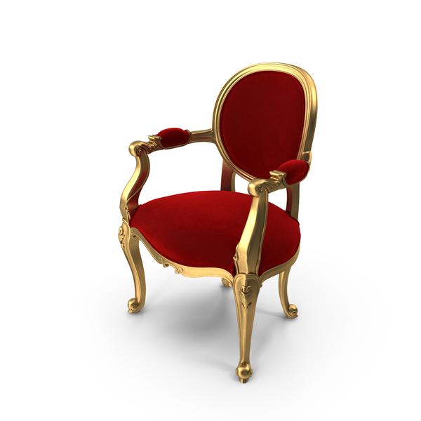 Angelique Armchair PNG & PSD Images