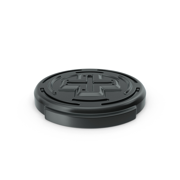 Hydraulics: Anodized Cap PNG & PSD Images