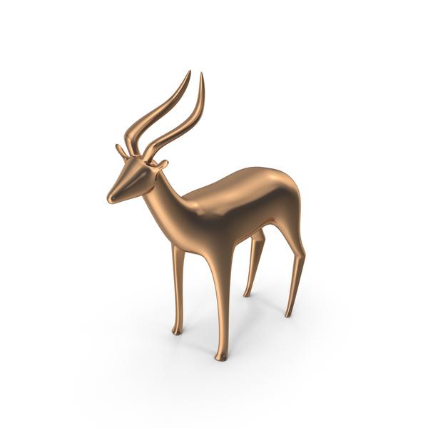 Cartoon: Antelope PNG & PSD Images