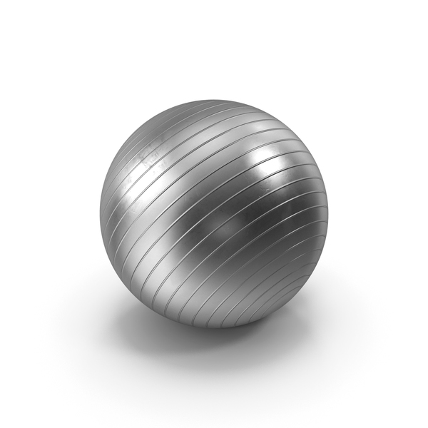 Exercise: Anti Burst Gym Ball PNG & PSD Images