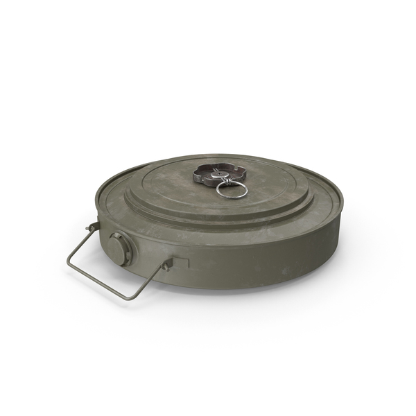 Anti-Tank Mine PNG & PSD Images