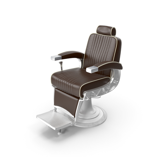 Antique Barber Chair PNG & PSD Images