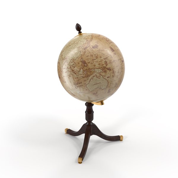 Antique Globe Object
