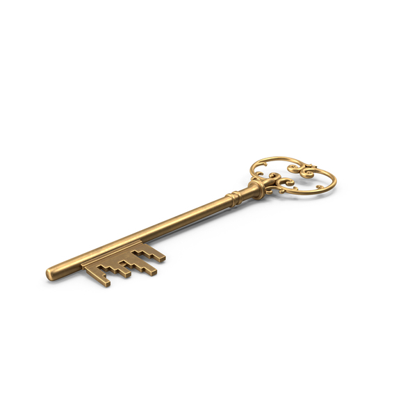 Antique Key PNG & PSD Images