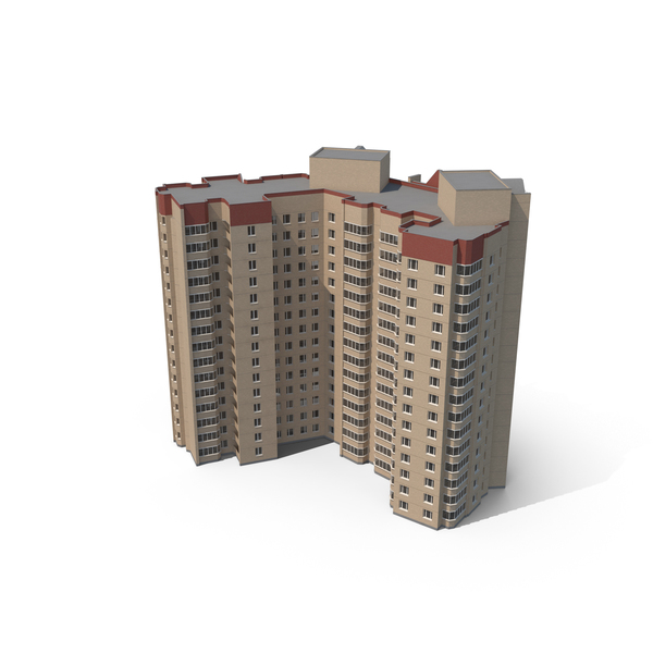 Apartment Building PNG & PSD Images