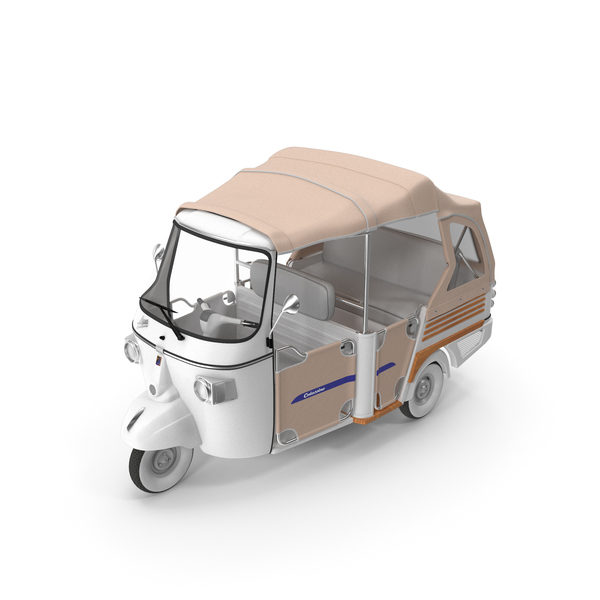 APE Piaggio Calessino PNG & PSD Images