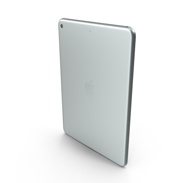 Apple 9.7-inch iPad Graphite PNG & PSD Images
