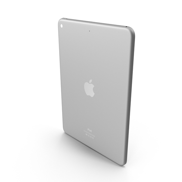 Apple 9.7-inch iPad Silver PNG & PSD Images