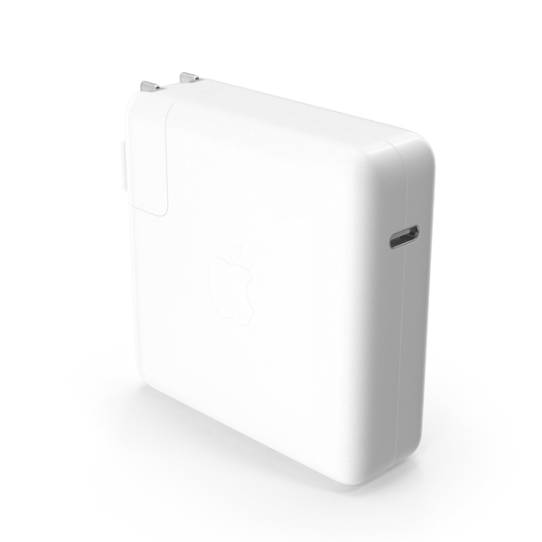 Apple 96W Usb Type C Power Adapter PNG & PSD Images