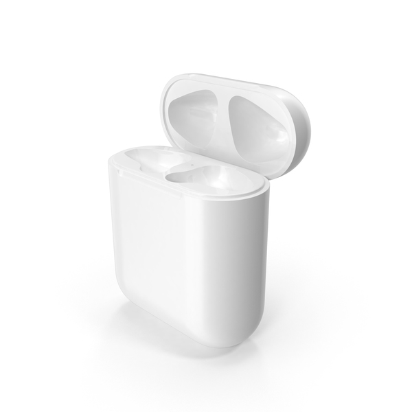 Earphones: Apple AirPod Case PNG & PSD Images