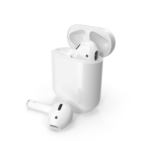 Apple AirPods PNG & PSD Images