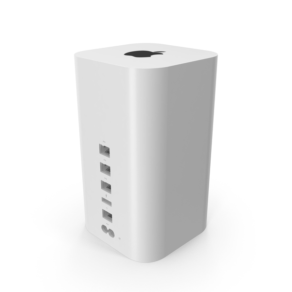 Router: Apple Airport Extreme PNG & PSD Images