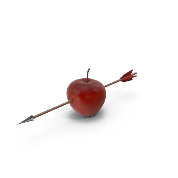 Apple Arrow PNG & PSD Images