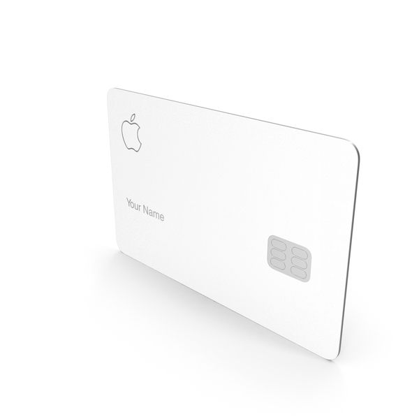 Credit: Apple Card PNG & PSD Images