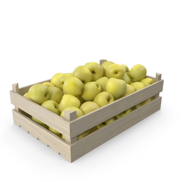 Apple Crate PNG & PSD Images