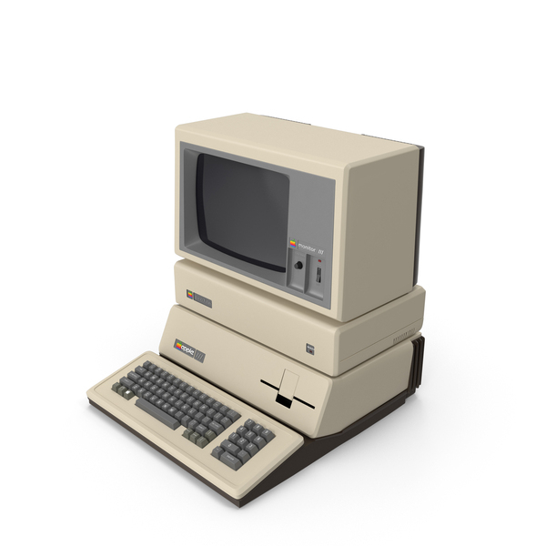 Desktop Computer: Apple III PNG & PSD Images