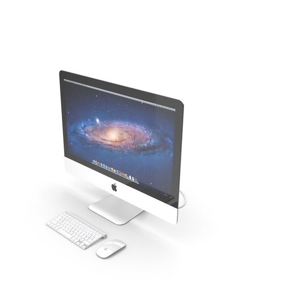 Apple iMac 27 2013 PNG & PSD Images