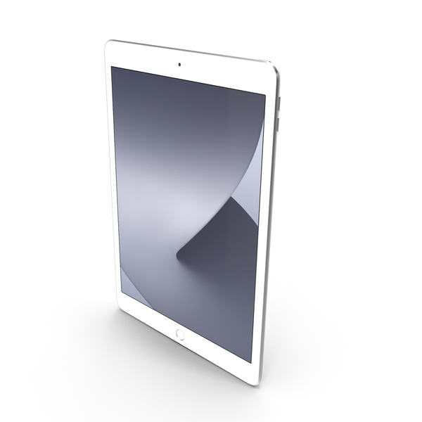 Apple iPad 8 10.2 2020 WiFi and Cellular Silver PNG & PSD Images
