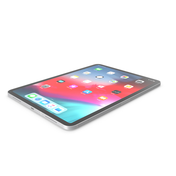 Apple iPad Pro 11 inch 2018 PNG & PSD Images
