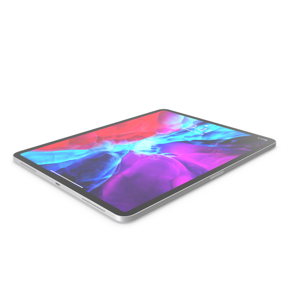 Apple iPad Pro 12.9-inch 2020 PNG & PSD Images