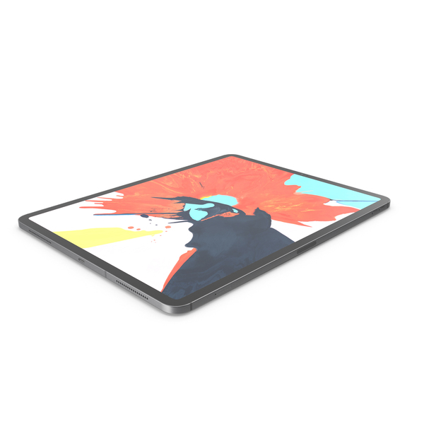 Apple iPad Pro 12.9 Inch PNG & PSD Images