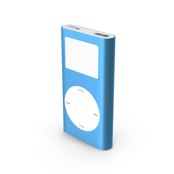 Apple iPod Mini PNG & PSD Images
