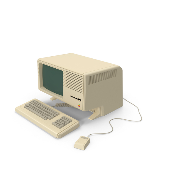 Apple Lisa PNG & PSD Images