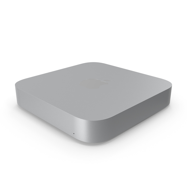 Apple Mac Mini 2018 PNG & PSD Images
