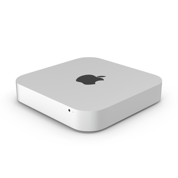 Apple Mac Mini PNG & PSD Images
