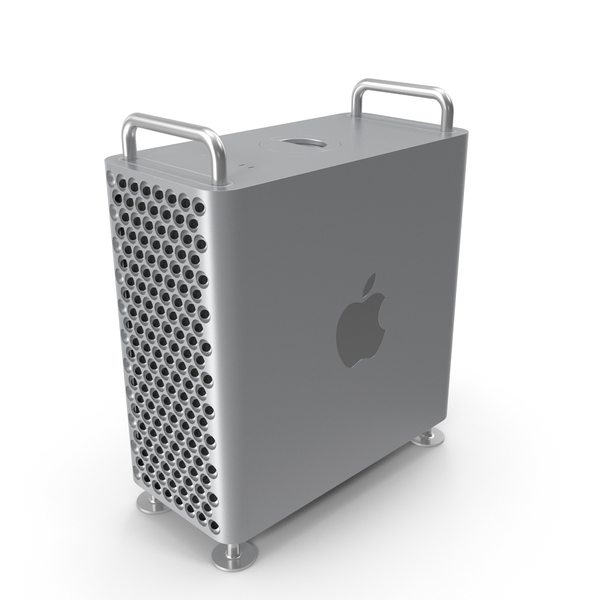 Apple Mac Pro 2019 PNG & PSD Images