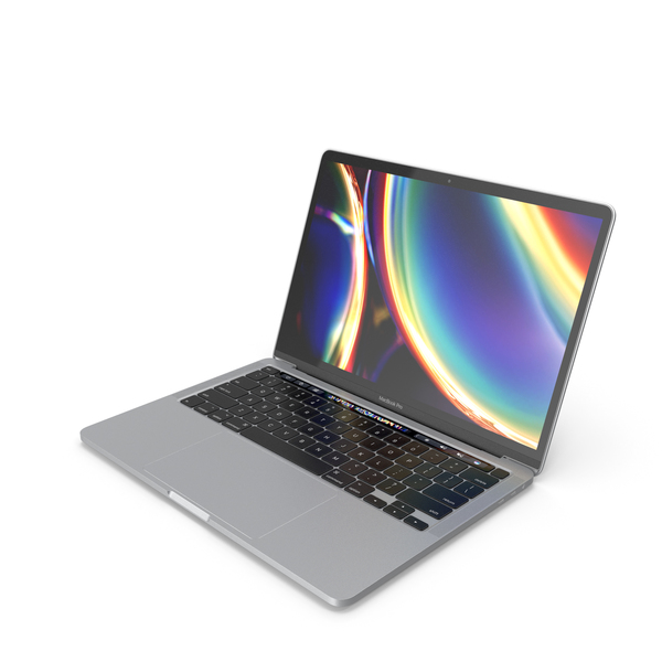 Apple MacBook Pro 13-inch 2020 PNG & PSD Images