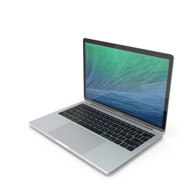 Apple Macbook Pro 13-inch Model PNG & PSD Images