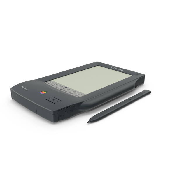 Apple Newton MessagePad PNG & PSD Images