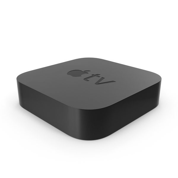 Home Media Player: Apple TV PNG & PSD Images