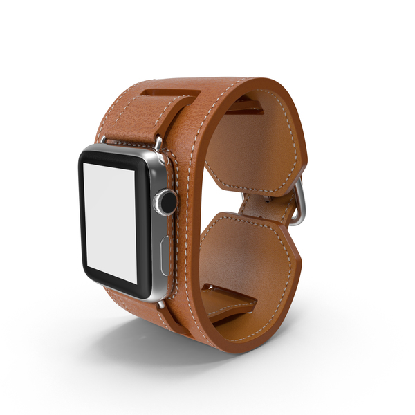 Smart: Apple Watch Hermes Cuff PNG & PSD Images
