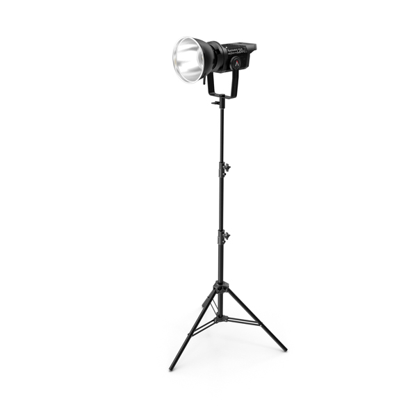 Aputure LS C120d II Studio LED Video Light PNG & PSD Images