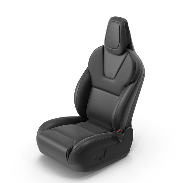 Сar Seat Black PNG & PSD Images