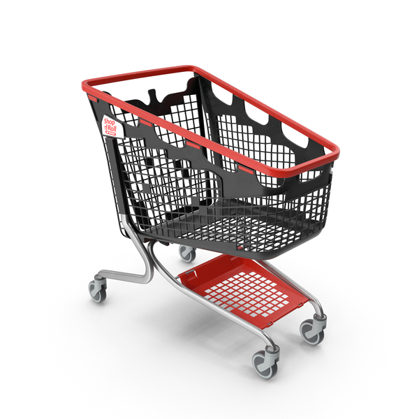Araven Shopping Cart LOOP 210L PNG & PSD Images