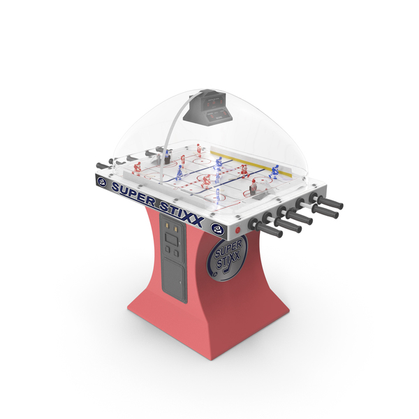 Games: Arcade Hockey PNG & PSD Images