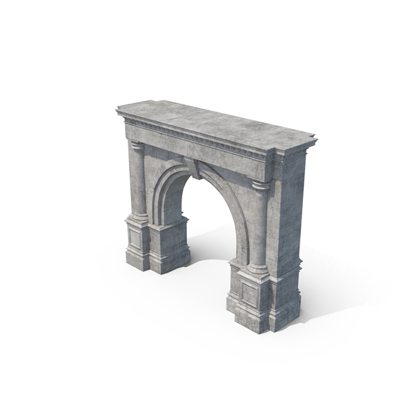 Architectural Arch Object