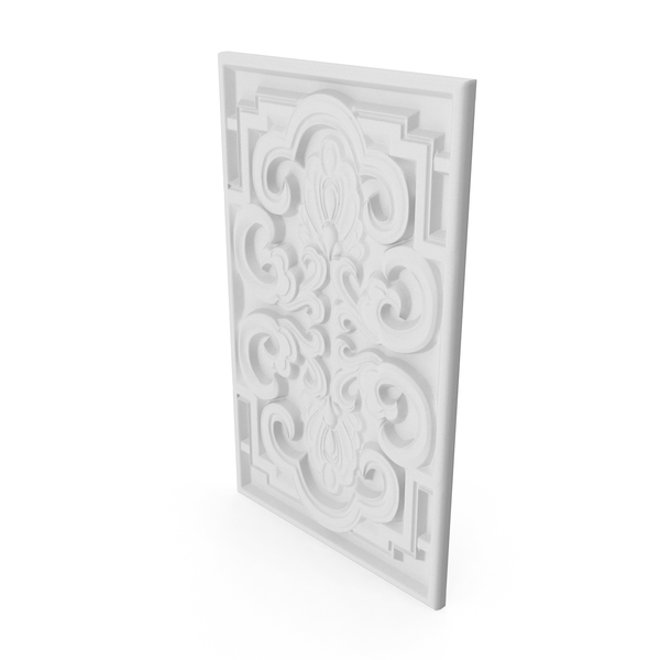 Relief: Architectural Elements PNG & PSD Images